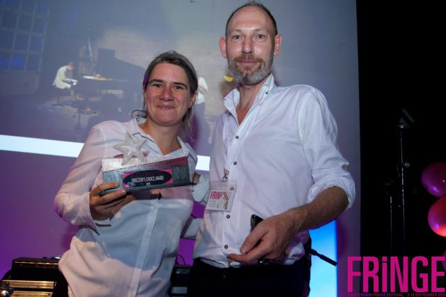 Fringe 2015 awards